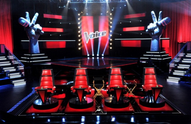 """The Voice"" Auditions Come to D.C."
