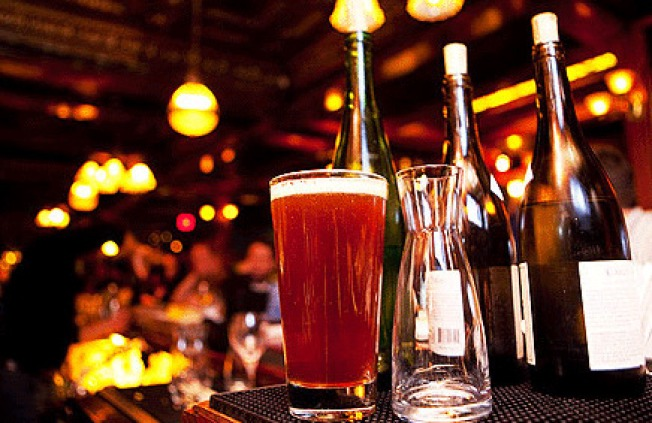 Beer Vs. Wine Throwdown: It's ON