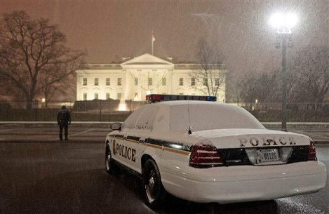 White House: DC Snow Finally Gets President's Respect