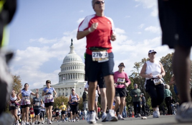 Marine Corps Marathon Registration Sells in Record Time