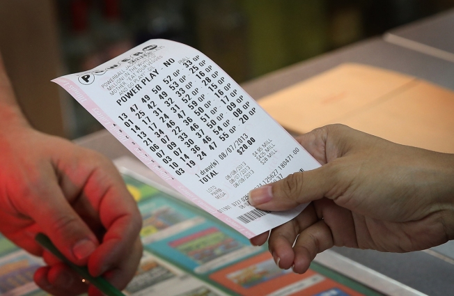 Two Tickets in Northern Va. Win $50K in Powerball