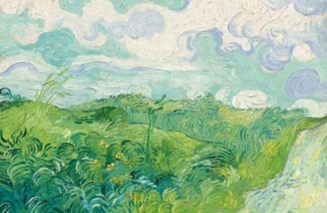 Rarely Seen Van Gogh Moves to National Gallery
