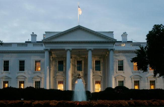 'Party Balloons' Cause Alert at White House