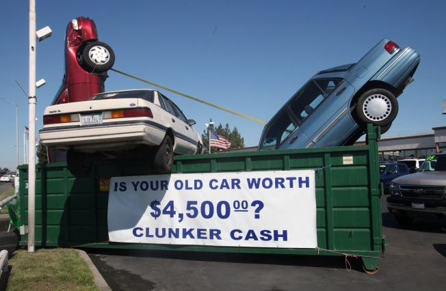 Not all 'clunker' trade-ins are equal