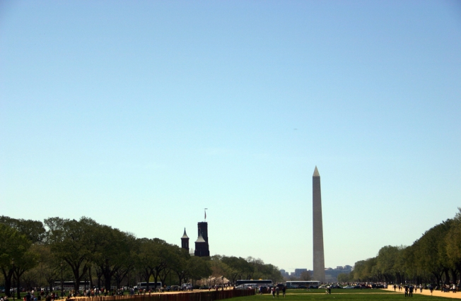 Norton Pushes for National Mall Improvements