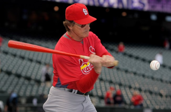 Twitter Deletes Fake Tony La Russa, But Won't Play Ball
