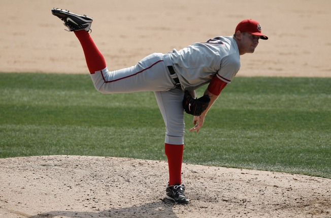 New Report Predicts Later Strasburg Debut