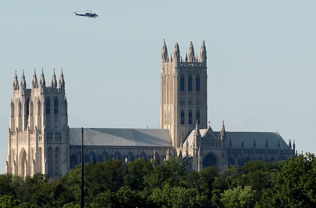 Memorial Events Relocated from National Cathedral