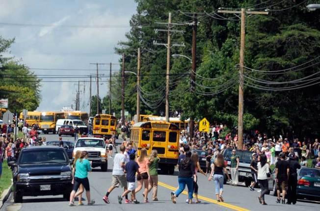 Attorney: Teen in Maryland School Shooting Remorseful