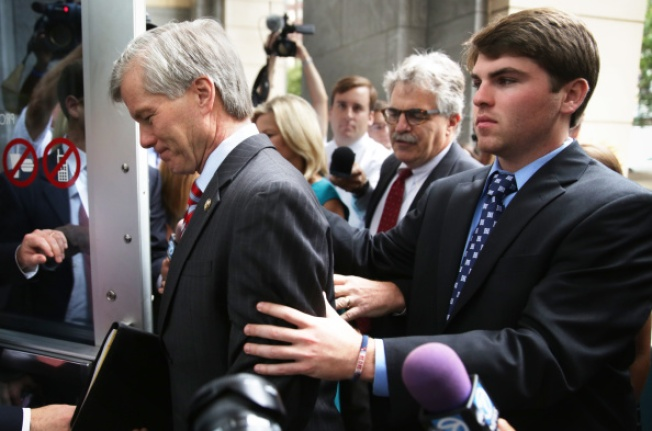 Former Gov. McDonnell's Son Found Guilty of DUI in Va. Beach