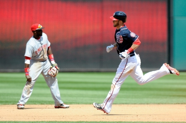 Harper, Nats Rattle Reds Again in 6-3 Win