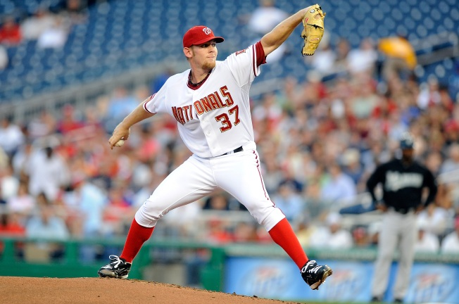 Strasburg Makes First Spring Training Start