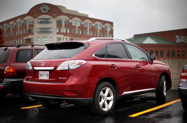 Toyota Sideswiped by a New Safety Setback