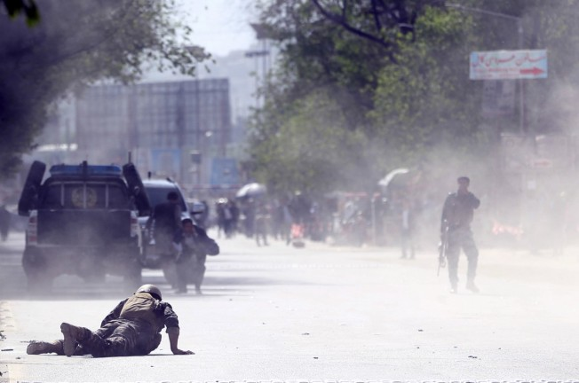 Double Kabul Suicide Bombings Kill 25, Including 9 Journalists