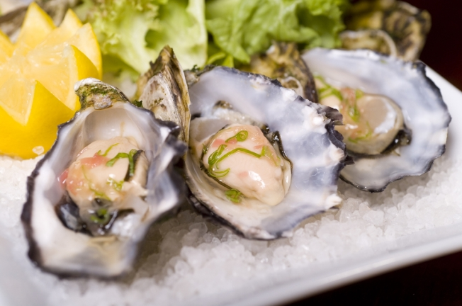 What To Eat Tonight: Oysters Five Ways at Acre 121
