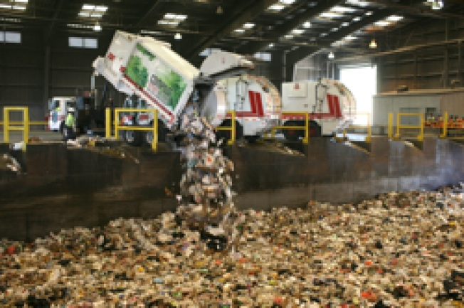 County's Garbage Collection Goes Green