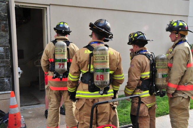 Stair Climb Memorializes 9/11 Firefighters
