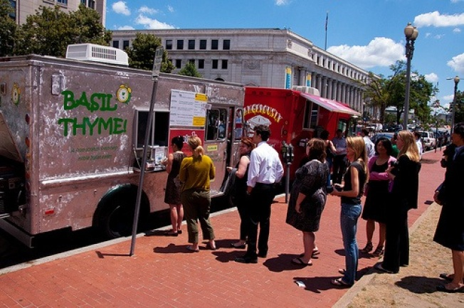 Curbside Cookoff Food Truck Festival Kicks Off July 13