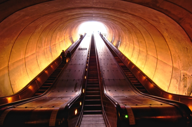 Metro Fares Go Up, Escalators Don't