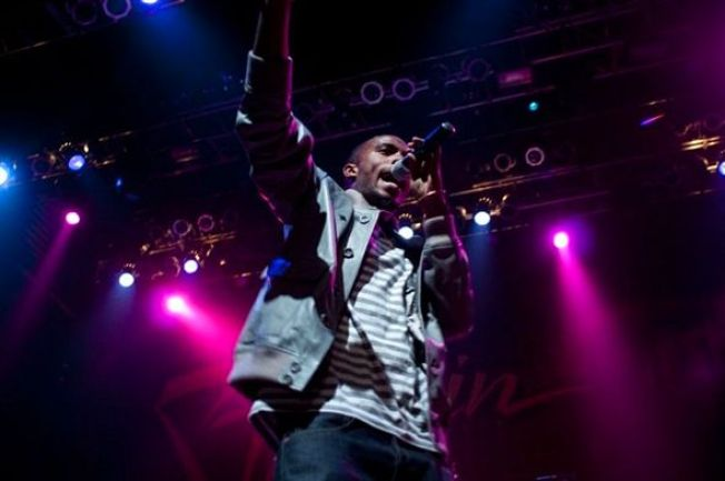 B.o.B., Broadly Redefining Expectations at the 9:30