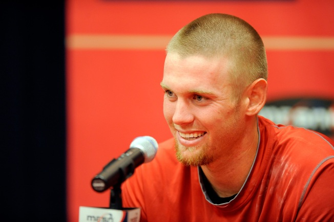 Strasburg Going To Late Night