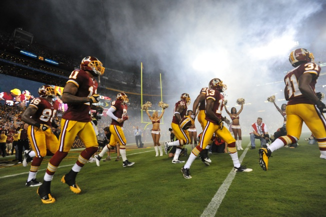 Skins Face Another Playoff-Hungry Team Craving 2-0 Start