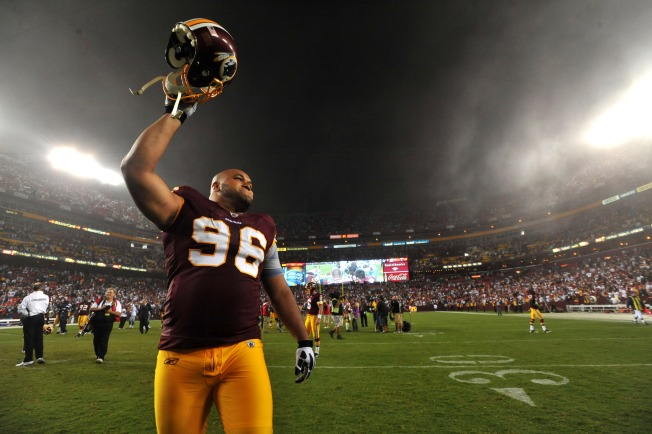 Redskins Rejoice: McNabb and Co. Down Dallas