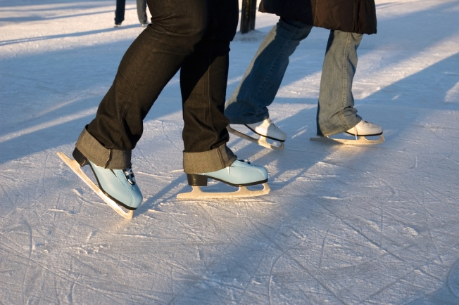 It's Going to Be 70 Degrees. Time for Ice Skating!