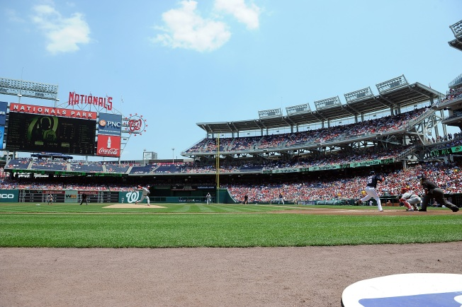 Free Booze on Tuesday at Nationals Park