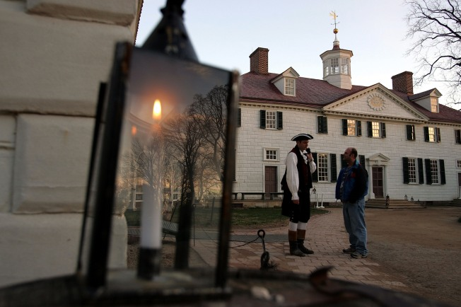 Mount Vernon's Blue Room to Reopen to Public