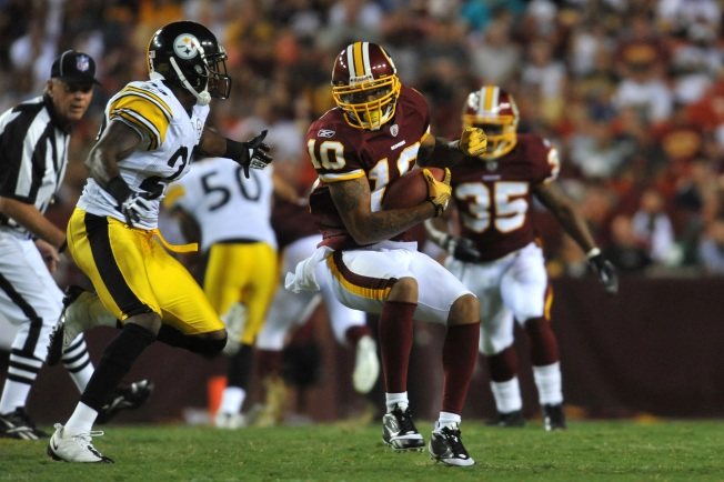 Redskins Hope to Improve Red Zone Scoring in 2011