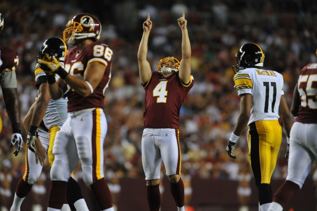 5 Winners, Losers from Redskins Win Over Steelers