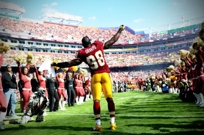 Brian Orakpo Hoping For Monster Game Against Cowboys