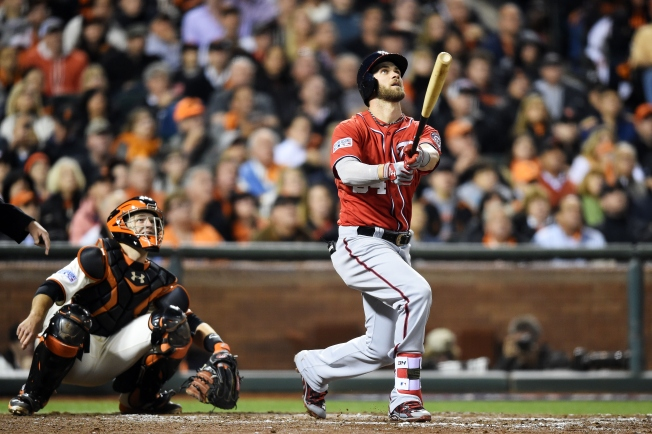 Nationals, Bryce Harper Agree to Two-Year Contract: Report