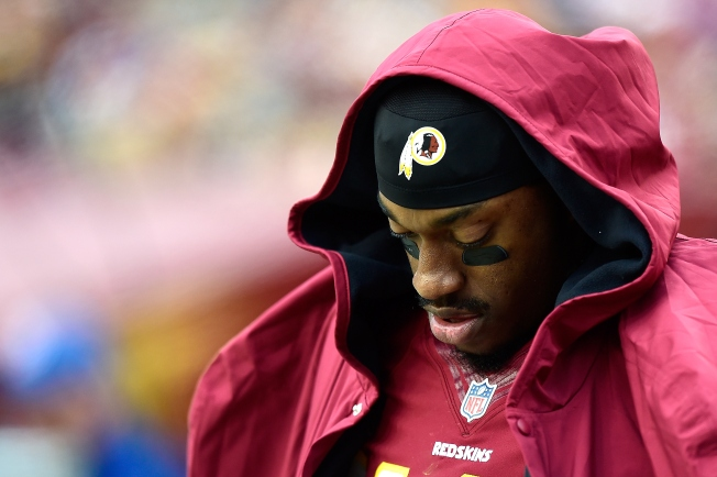"Redskins Fans Chant ""We Want Colt!"" as Robert Griffin III, Redskins Lose to Buccaneers"