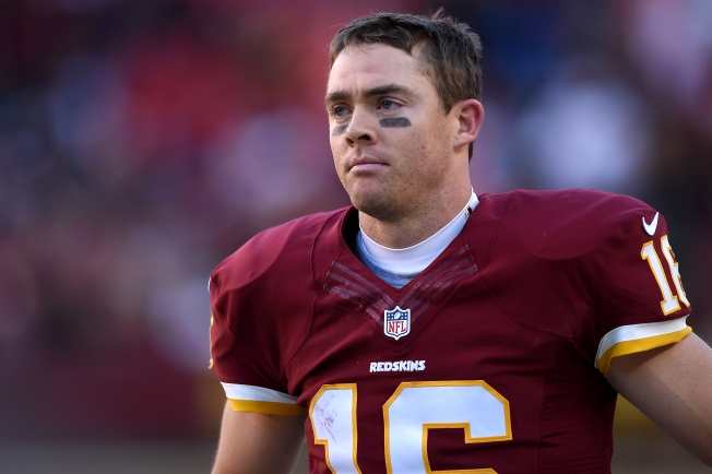 Colt McCoy to Start Against Giants if Medically Cleared