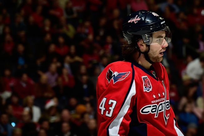 Tom Wilson's Ability To Agitate Assisting Capitals