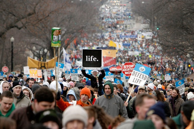March for Life Could Snarl Traffic Friday