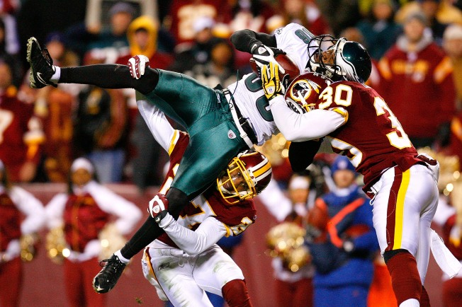 A Close Save: Redskins Hang on to Beat Eagles
