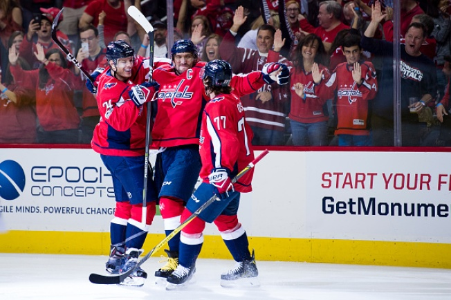 55b5e18e932 Twice As Nice  Ovechkin Gets Second Hat Trick in Two Games  Caps Win ...