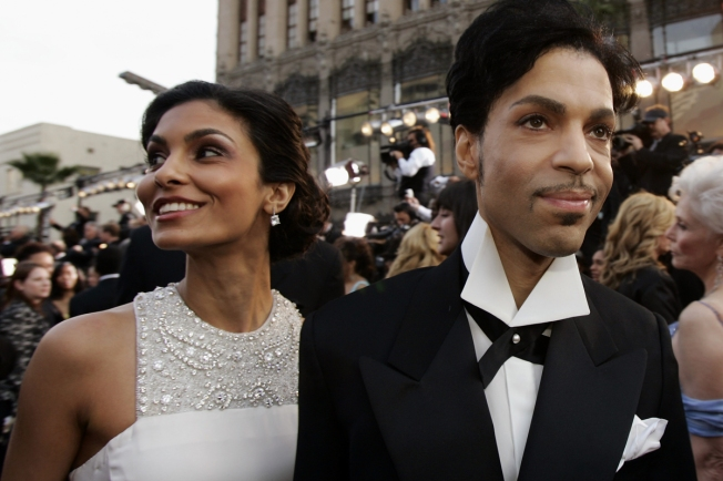 Prince's two former wives issue messages of grief