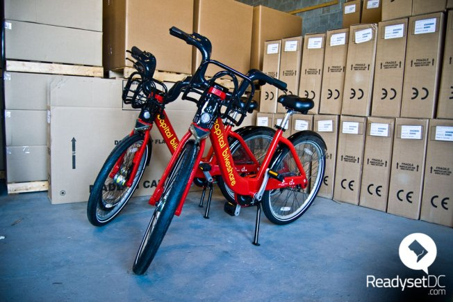 Capital Bikeshare Is on the Way