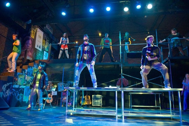 """Rent"" Does Extra Show to Help Haiti"