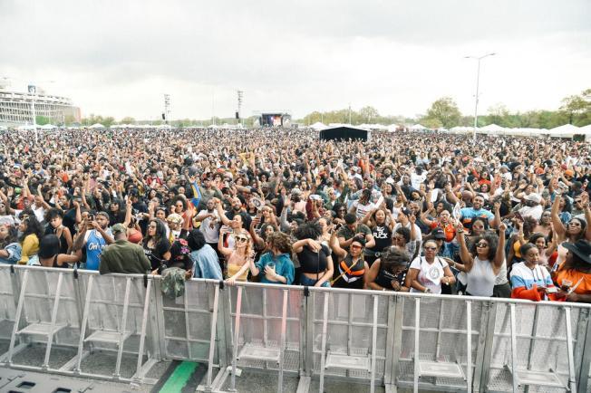 2018 Pics: Broccoli City Festival Brings Cardi B, Migos, Miguel to DC