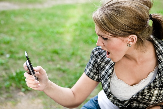OMG! Teen Arrested For Classroom Texting