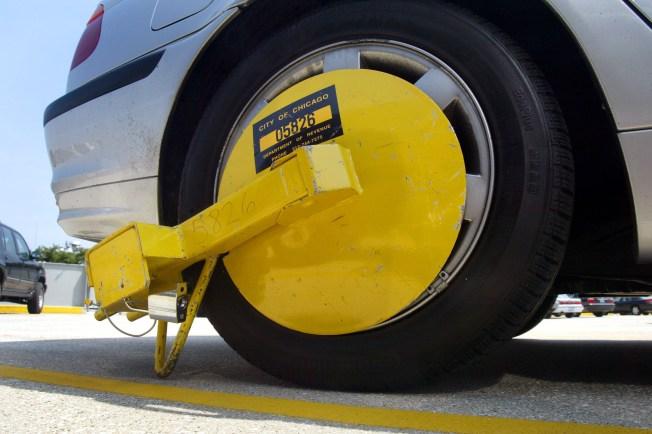 Parking Ticket Schemer Pleads Guilty