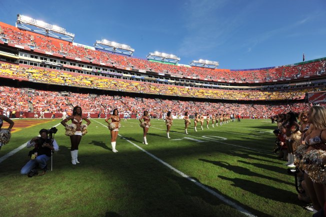 Redskins: ISO Home Sweet Home