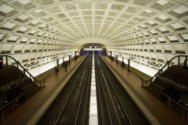 Weekend Metro Work, March 8-10