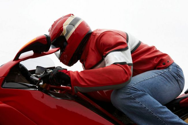 Sport Bikes Becoming Popular Target for Thieves