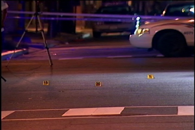 Man Killed In Petworth Shooting